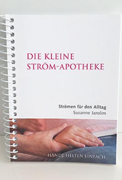 """Titelbild des Buches """"Die Kleine Ström-Apotheke"""""""